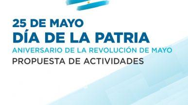 Propuesta didáctica del 25 de Mayo, Día de la Patria
