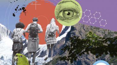 Jóvenes que miran mundos: proyectos integrados para docentes – itinerarios I y II